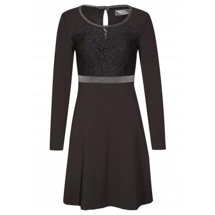Bezauberndes Kleid EMINE mit eleganter Spitze /