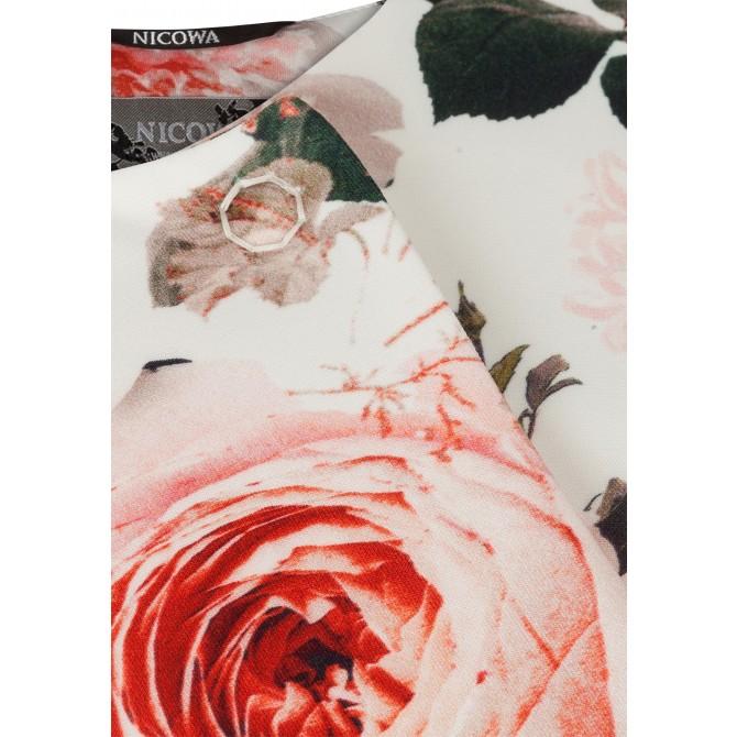 Bezaubernder Blazer GILIA mit stilvollem Blumen-Dessin /