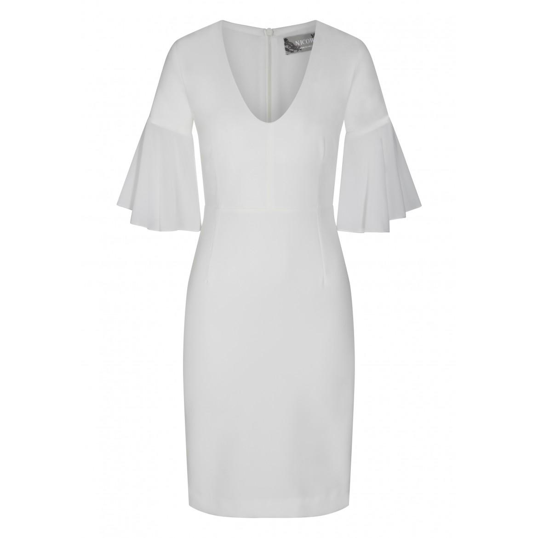 Elegantes Kleid LUCE mit stilvollen Details