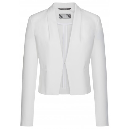 Elegant LORA blazer in a slightly cropped fit /