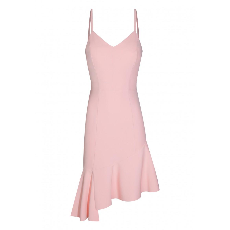 Elegantes Kleid MORENA mit stilvollen Details