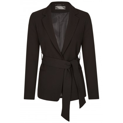 NICOWA - Elegant blazer OSTANA with belt /