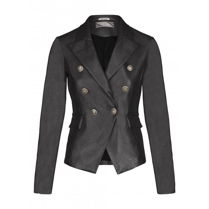 NICOWA – Trendige Jacke ISOLE mit vielen Details /