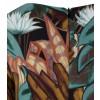 NICOWA - Florales Kleid ANISOLA in zeitloser A-Linie /