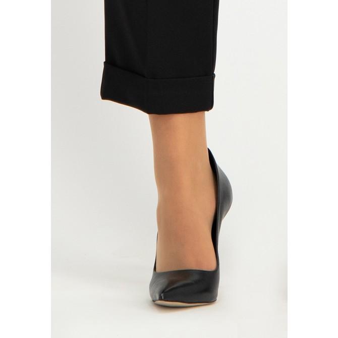 Elegante Hose NENZONA mit geradem Bein /