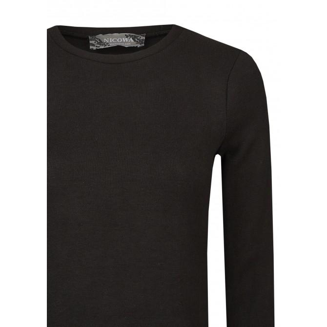 Pullover mit kuschelweicher Haptik – BASINA /